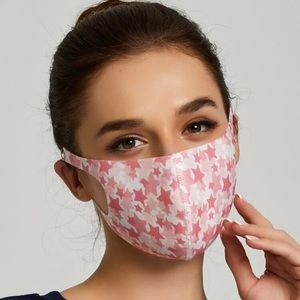 Accessories - 🎉JUST IN! Star Print Face Mask